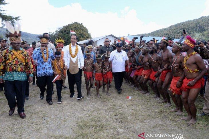 Tokoh masyarakat minta Jokowi selesaikan persoalan dasar Papua