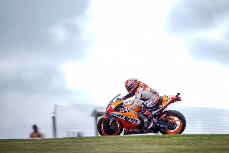 Marquez jabarkan momen krusial kemenangan di GP Australia