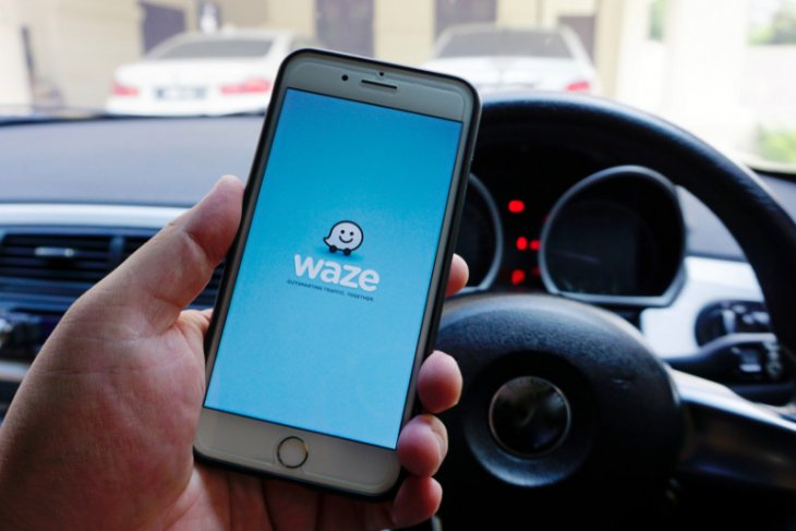 Versi Waze, trend lalu lintas saat libur Lebaran turun