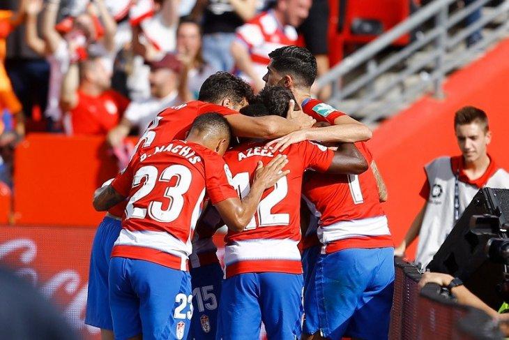 Liga Spanyol - Granada rebut puncak, Sociedad posisi ketiga