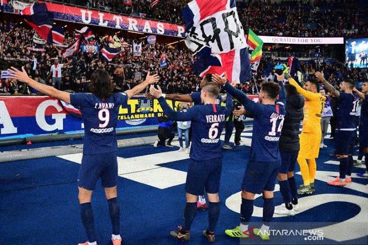 Liga Prancis: PSG kokoh usai menangi Le Classique