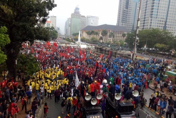 Dalam aksi Indonesia Memanggil Massa Borak ikuti bergabung