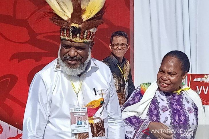 Papuan customary figure confirms land ready for presidential palace