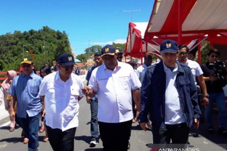 Youtefa Bridge reflects Jokowi's commitment to build Papua: Wetipo