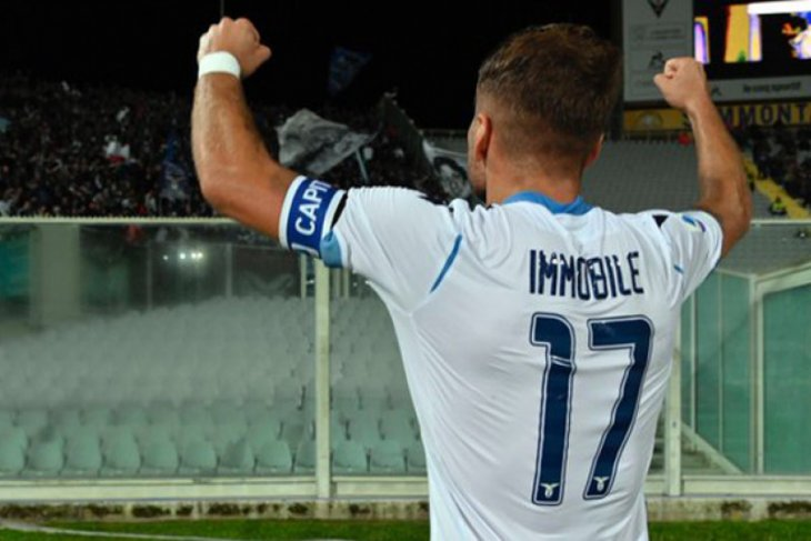 Liga Italia, Lazio bawa pulang tiga poin dari markas Fiorentina