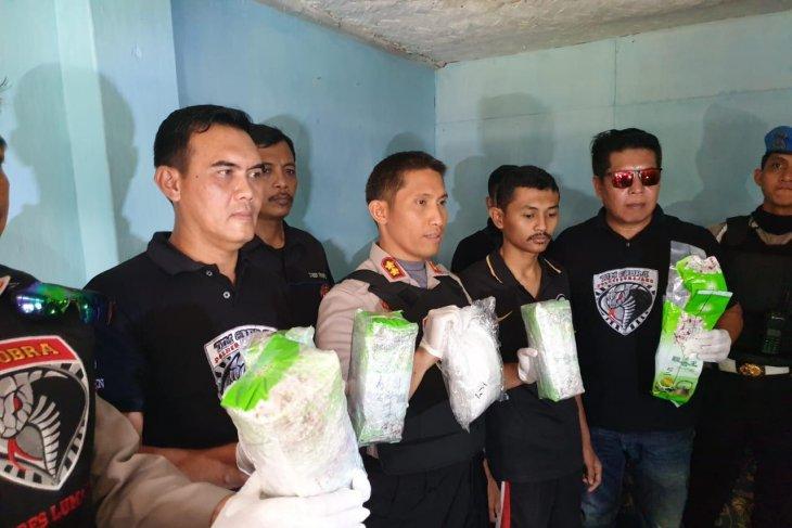 Polres Lumajang sita 5 kilogram sabu-sabu dari jaringan narkoba Madura