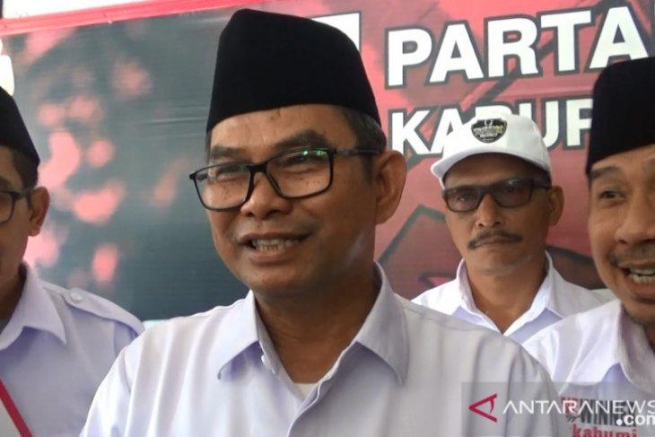 Adjo Sardjono isyaratkan tinggalkan Partai Demokrat pindah ke Gerindra