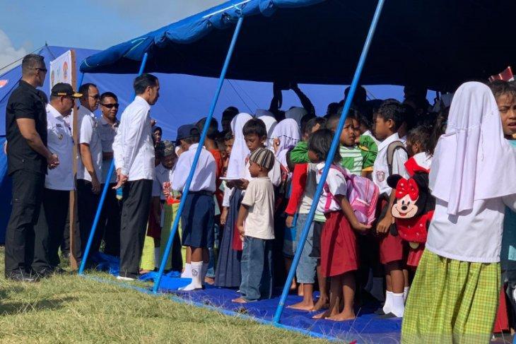 Presiden berjanji tindak lanjuti aspirasi kenaikan APBD Maluku