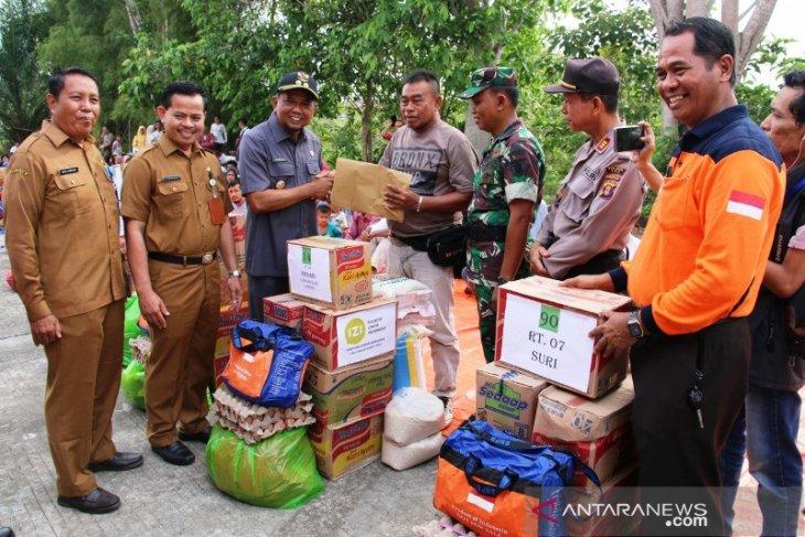 Korban kerusuhan Penajam terima bantuan Rp5,5 juta