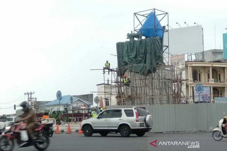 Monumen Fatmawati rampung 95 persen