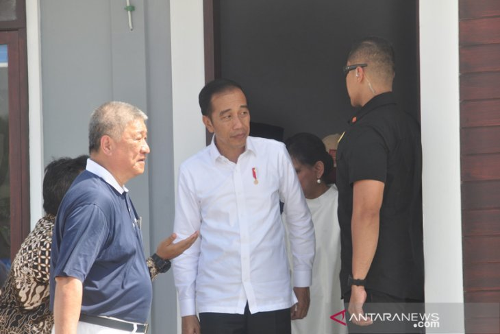 Housing construction for quake victims to shortly be completed: Jokowi