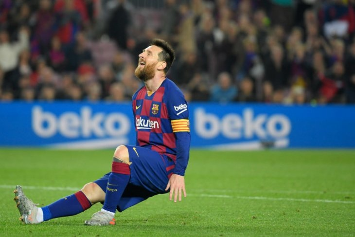 Valverde tak heran Messi selalu ciptakan perbedaan