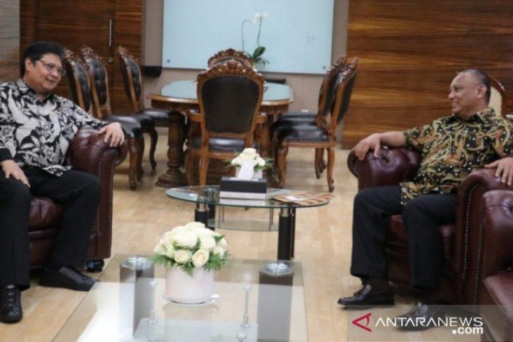 Rusli Habibie minta Menko Perekonomian bantu Gorontalo