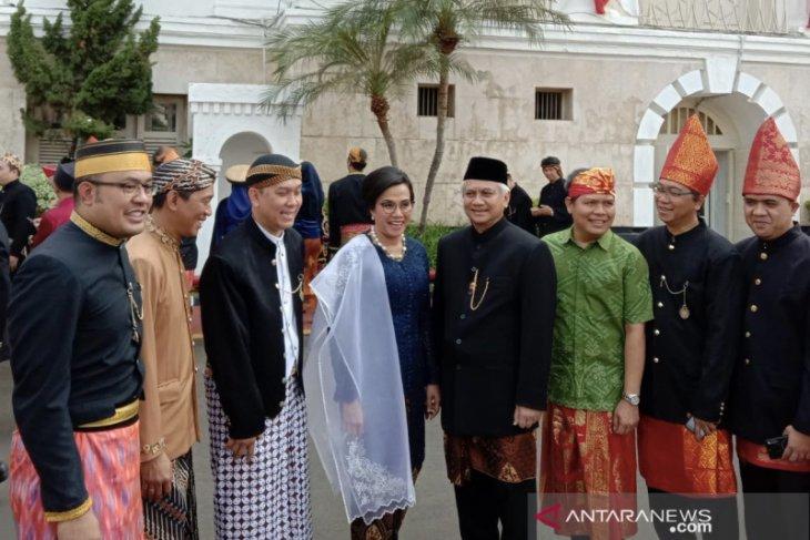 Menteri Keuangan ingatkan Kemenkeu tanamkan nilai Sumpah Pemuda