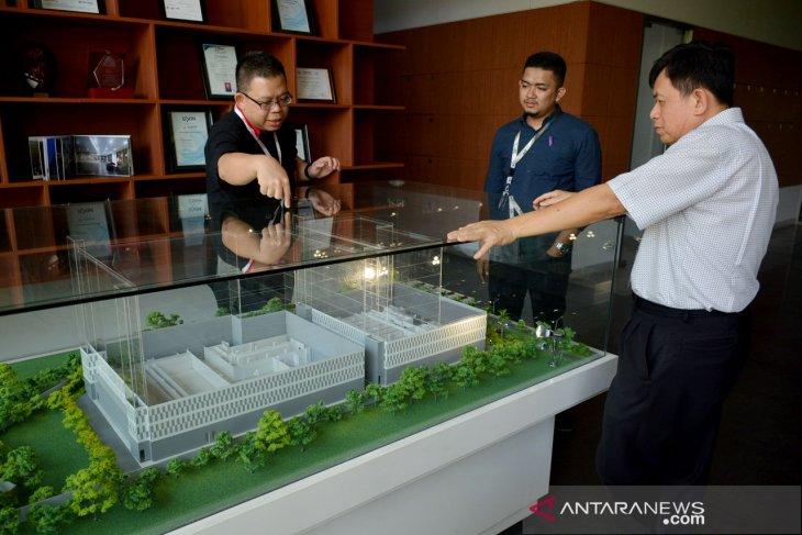 PT GTN kembali uji listrik data center di Cikarang Jabar