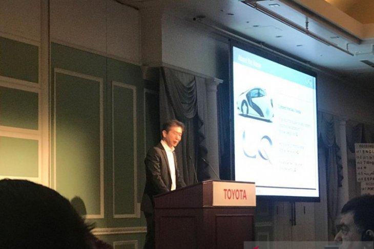 Ambisi Toyota mengejar ketertinggalan pengembangan mobil listrik