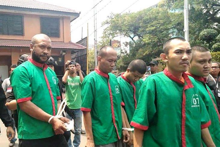 West Jakarta police reveals drug dealers' strategies in Kampung Ambon