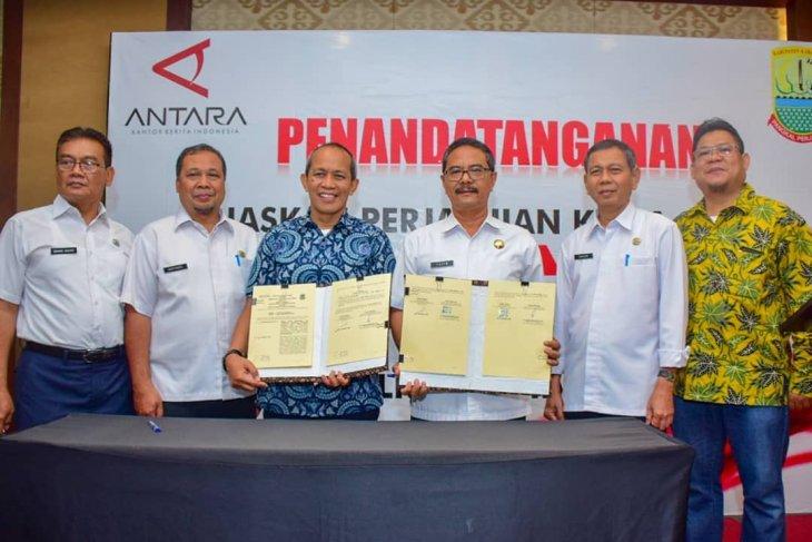 ANTARA Digital Media siap bantu Pemkab Karawang sebarluaskan informasi