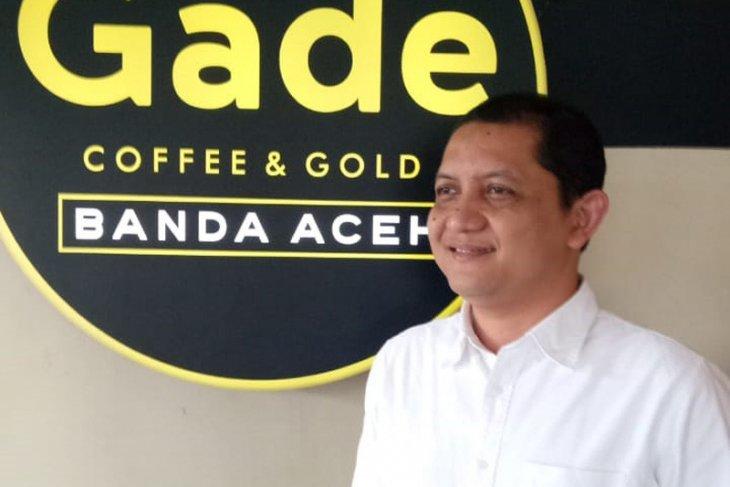 Penjualan emas di PT Pegadaian Syariah Aceh tembus 60,5 kg