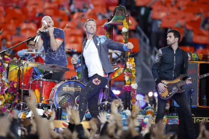 Album baru Coldplay