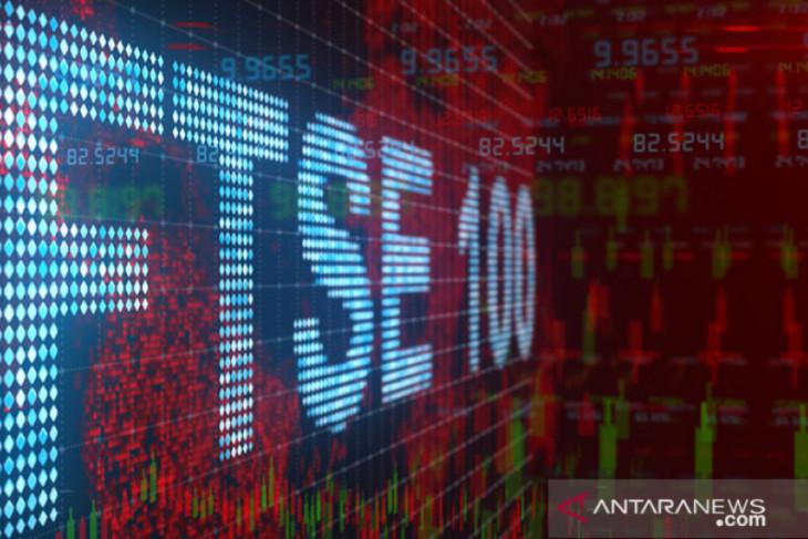 Indeks saham Inggris FTSE 100 menguat 0,85 persen