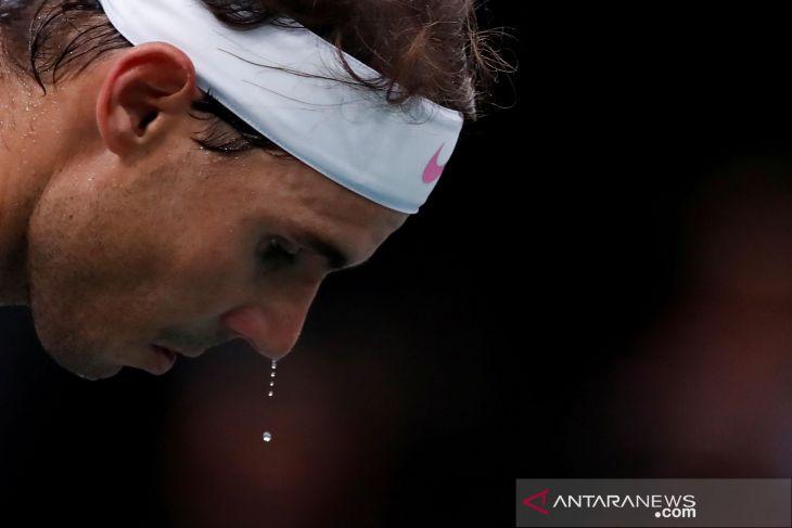 Tenis, Spanyol ke perempat final Davis Cup