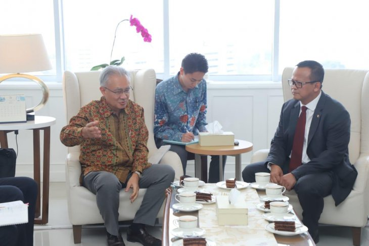 Minister acclaims Japan's assistance to support Marine Centers