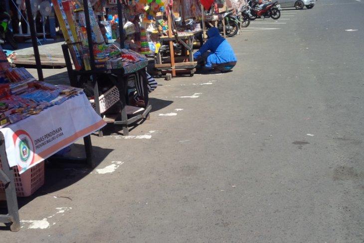 DPRD Kota Ternate soroti retribusi baru capai 3217 Persen