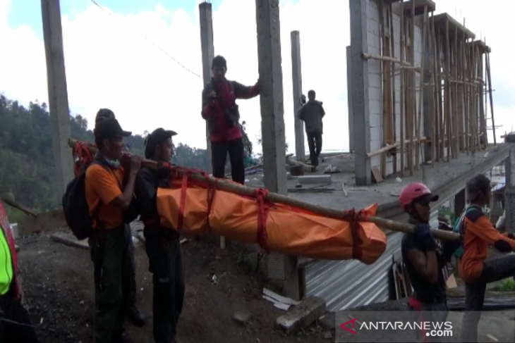 Polisi selidiki penemuan mayat di lereng Gunung Merbabu