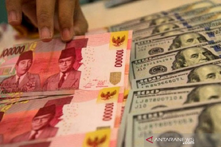 Rupiah appreciates 0.41 percent following US-China trade deal