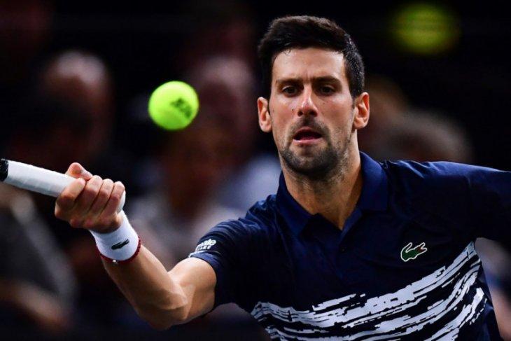 Djokovic atasi Berrettini laga perdana ATP Finals