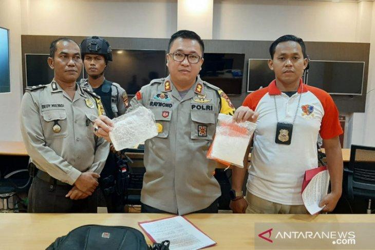 Seorang pengedar narkoba ditangkap Satresnarkoba Polres Singkawang