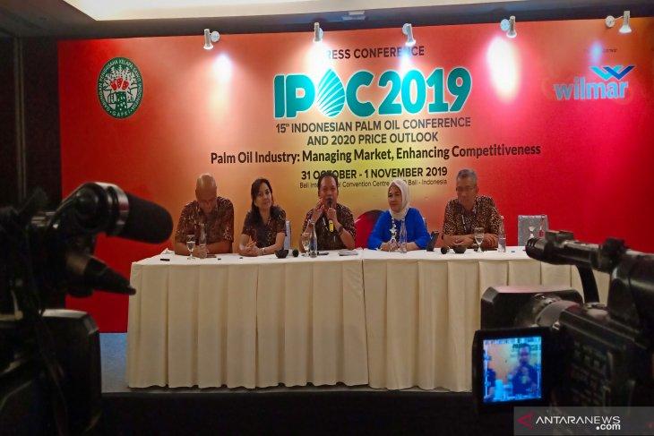 IPOC 2019, munculkan beragam solusi memajukan industri sawit