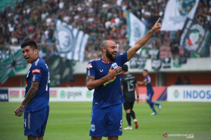 Tim PSIS tundukkan Bali United 1-0