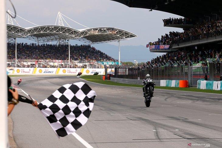 Vinales tampil perkasa juarai Grand Prix Malaysia