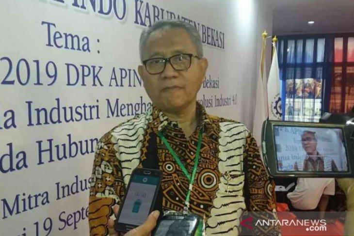 Apindo Bekasi terima putusan Menaker tentang kenaikan UMK 2020