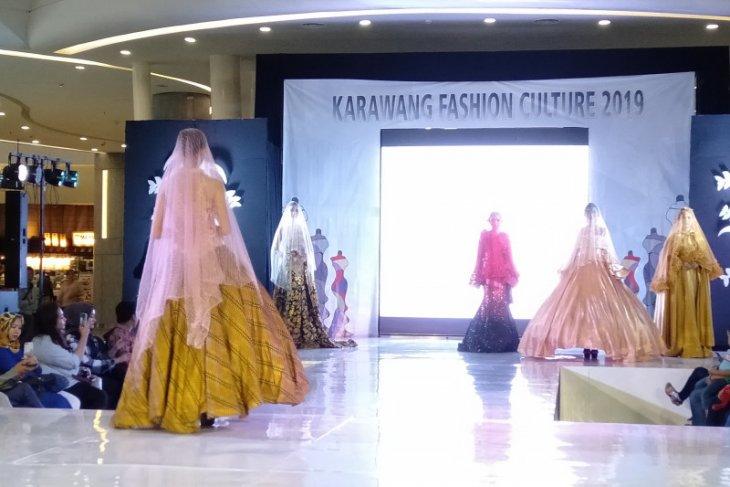 Bupati berharap Karawang Fashion Culture jadi acara setiap tahun