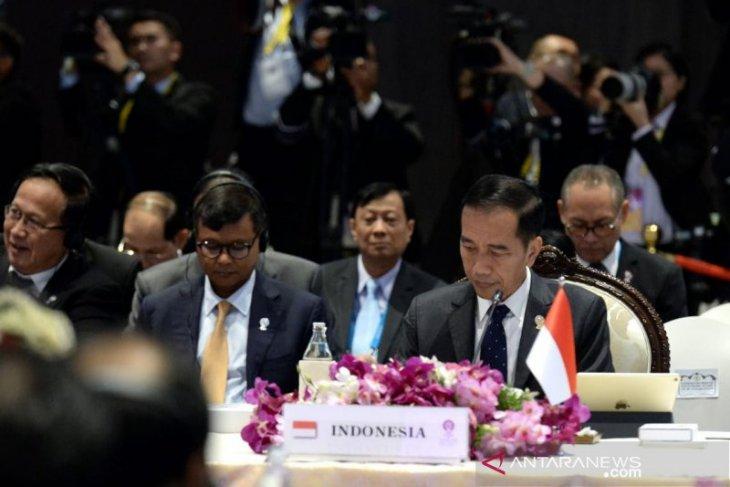 President Jokowi raises issues of toxic waste
