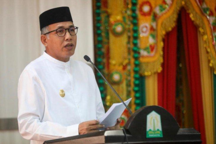 Gubernur Aceh Perintahkan Inspektur periksa tim beasiswa  BPSDM