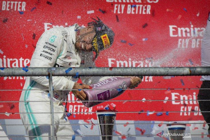 Formula 1 - Hamilton tunggu keputusan bos Mercedes soal kontrak musim 2021