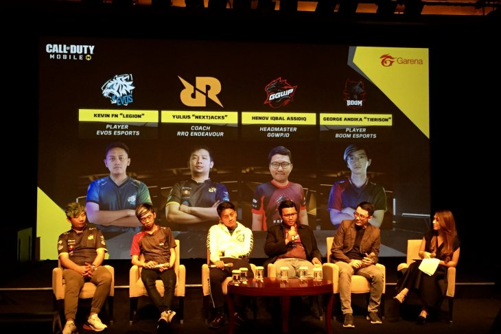 Garena gelar turnamen Major Series Call of Duty Mobile