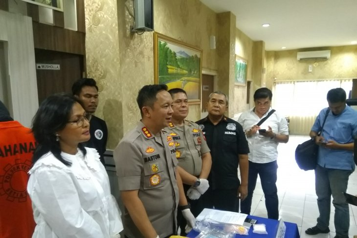 South Jakarta police confiscate 2,195 ecstasy pills