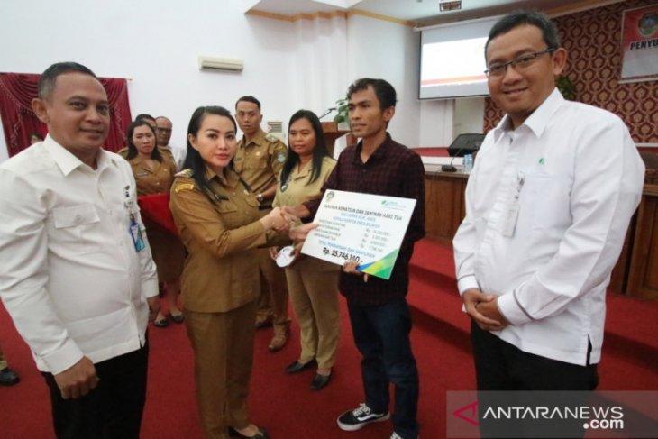 78 Pemdes di Kabupaten Landak terdaftar BPJS Ketenagakerjaan