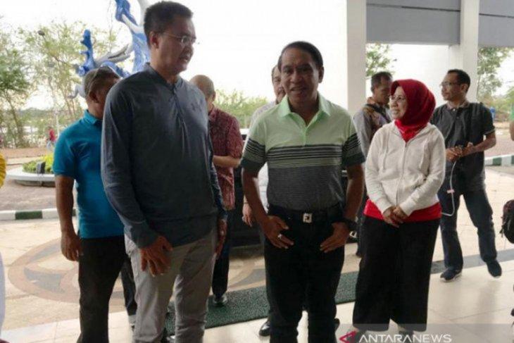 Dispora Surabaya sebut ada miskomunikasi saat kunjungan Menpora ke GBT