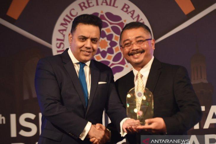 BANK Syariah Mandiri Raih Tiga Award IRBA 2019 di Oman