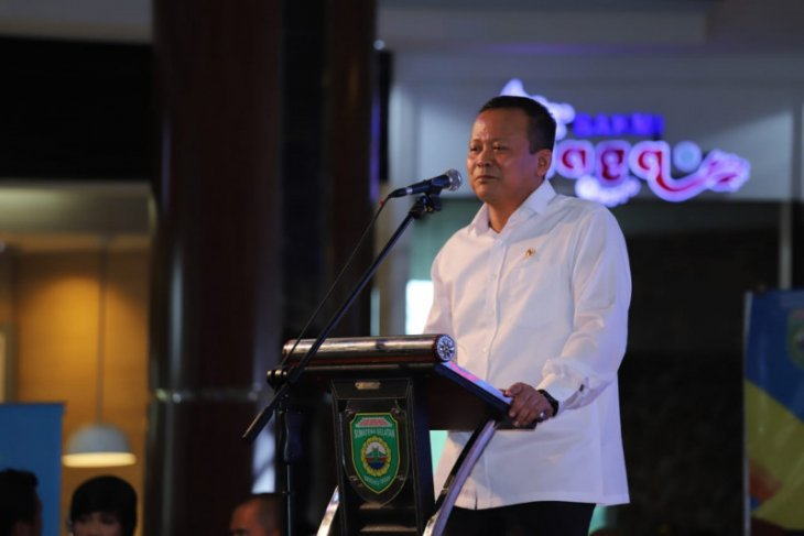 Menteri Edhy Prabowo minta pemda aktif kembangkan sektor perikanan