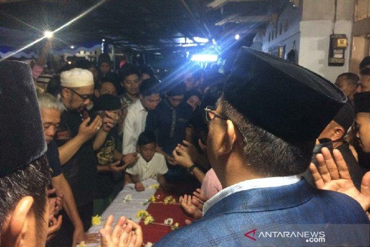 Jenazah pembalap Afridza dimakamkan di Kota Tasikmalaya