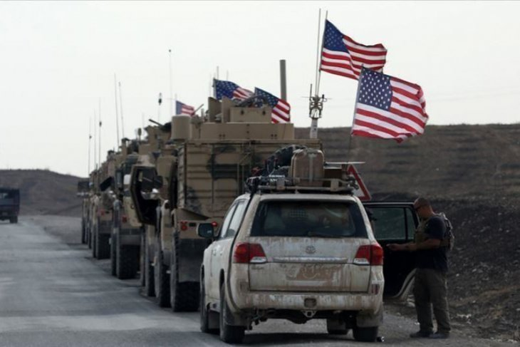 AS serang bangunan milisi yang didukung Iran di Suriah