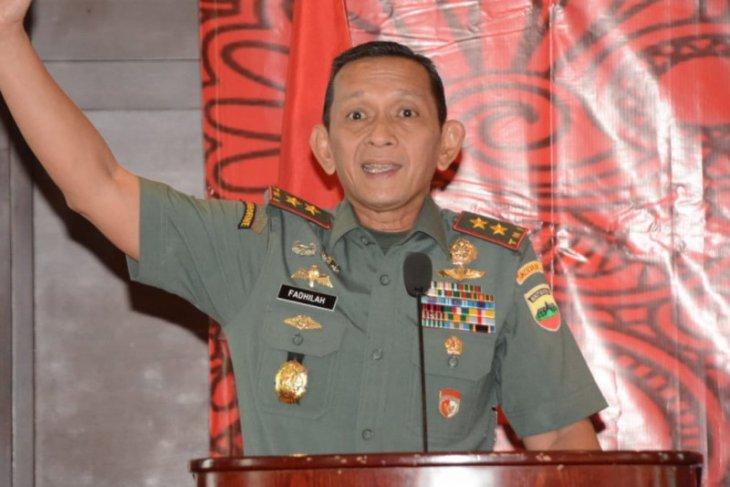 Pangdam I/BB sebut Babinsa garda terdepan TNI AD