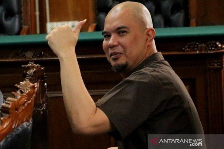 Ahmad Dhani dikabarkan maju Pilkada Surabaya, ini kata pentolan Dewa 19 itu